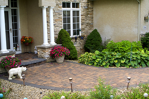 Concrete Pavers 1
